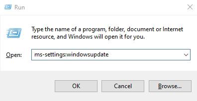 ms-settings:windowsupdate