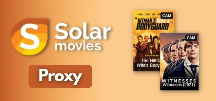 Solarmovie Proxy List