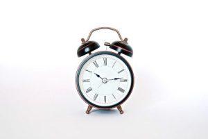An image of an alarm clock