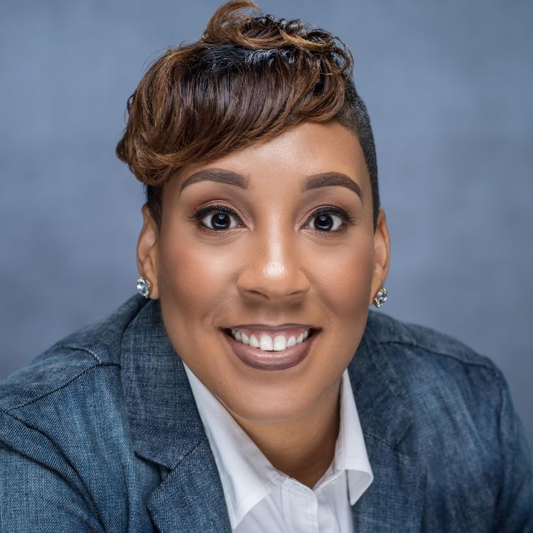A headshot of Kanika Tolver, author of Career Rehab and guest expert on one of the top Career Warrior Podcast episodes of 2020.