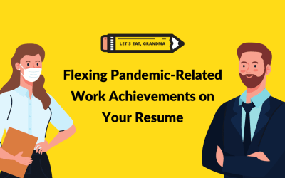 Putting Pandemic-Related Work Achievements on Your Resume