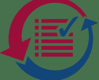 Logo High Trust - Raad voor rechtsbijstand