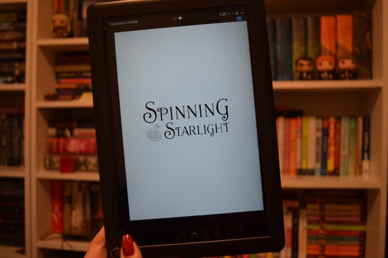 Lets Gab About Spinning Starlight By R C Lewis Arc Review
