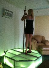 Dance Pole Stage Rentals  Buy Stripper Pole  Portable