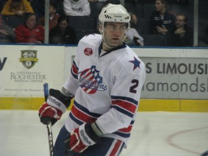 Photo credit: Keith Wozniak, Let's Go Amerks!