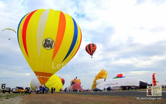 Philippine Hot Air Balloon Festival