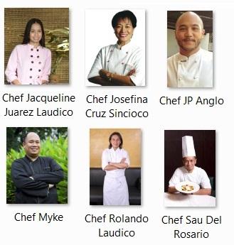 Chef Judges