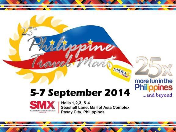 Philippine Travel Mart 2014