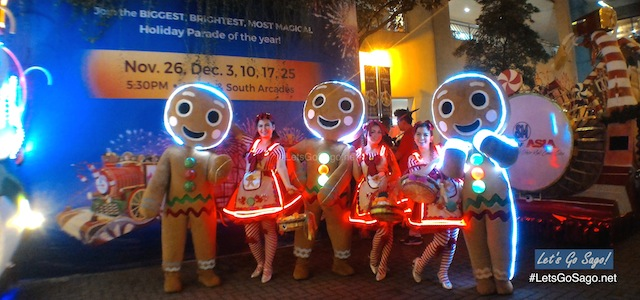 Grand Festival of Lights Schedule