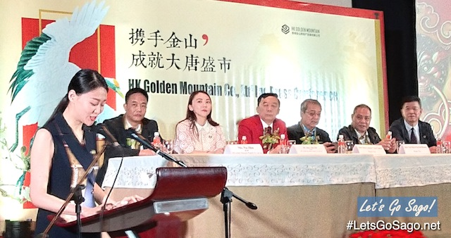 HK Golden Mountain