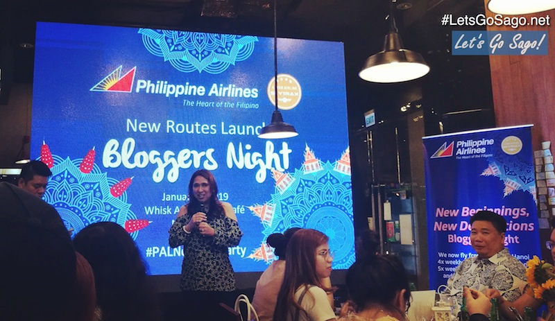 PAL Bloggers' Night