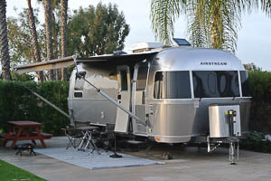25 International Airstream Rental
