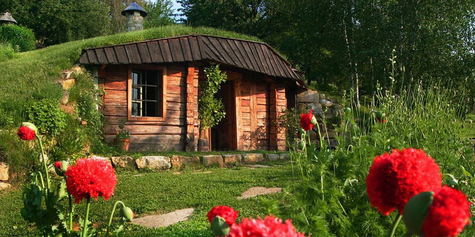Welcome to the herbal heaven in Slovenske Gorice!