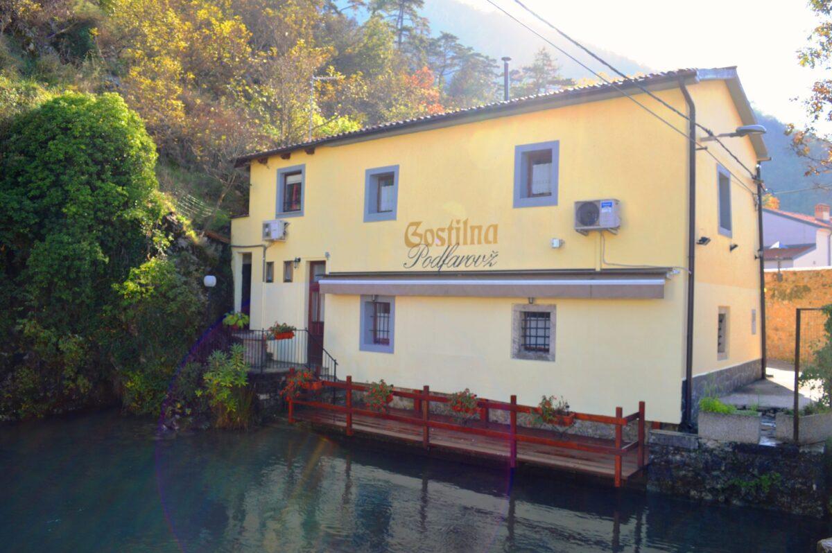 Superb stay at Podfarovž in Vipava