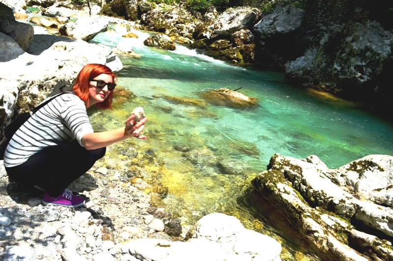 Visiting the Tolmin Gorge– Just Spectacular!