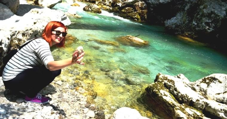 Beautiful nature of Slovenia – the Tolmin Gorge