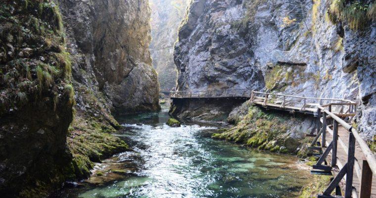 Vintgar Gorge – your destination for 2018!