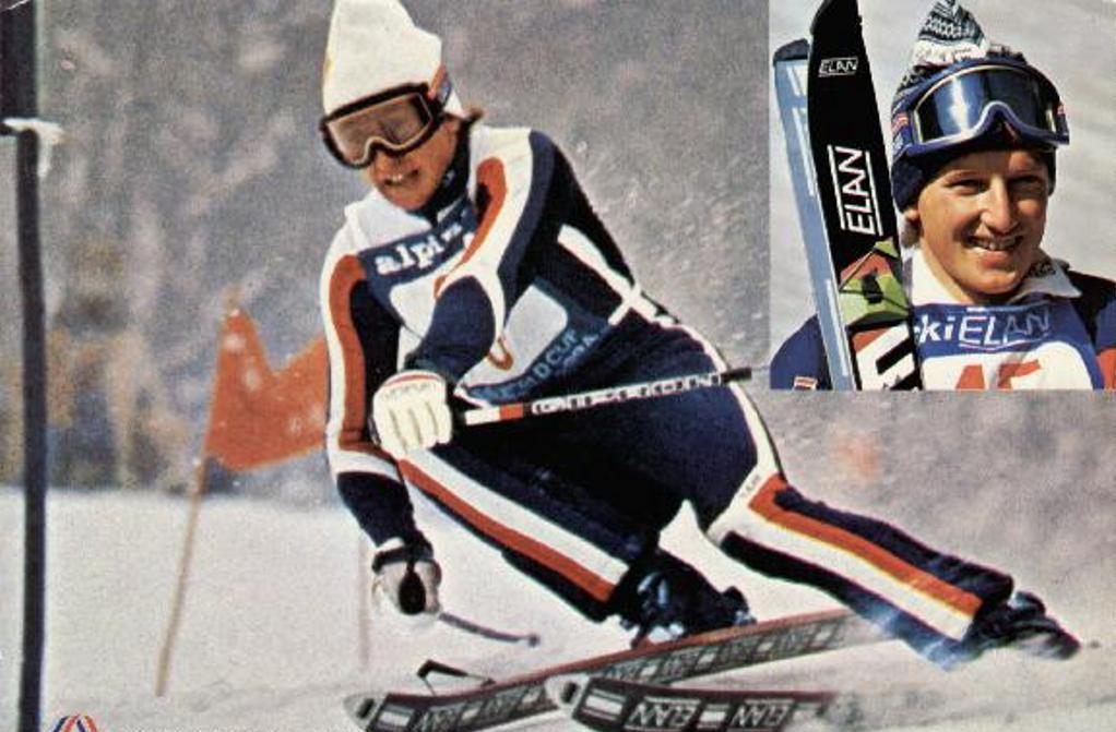 Let's All Ski, Bojan and We …