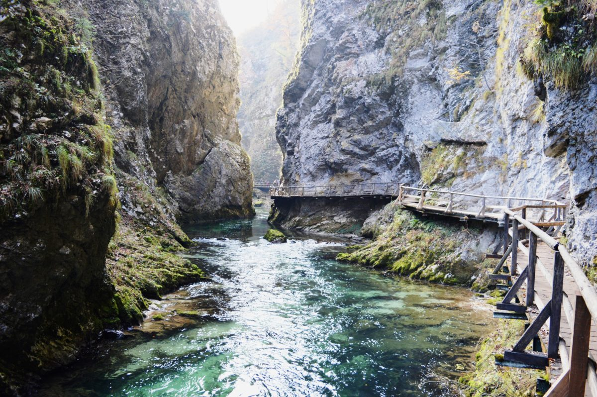 Vintgar Gorge – your destination for 2018!