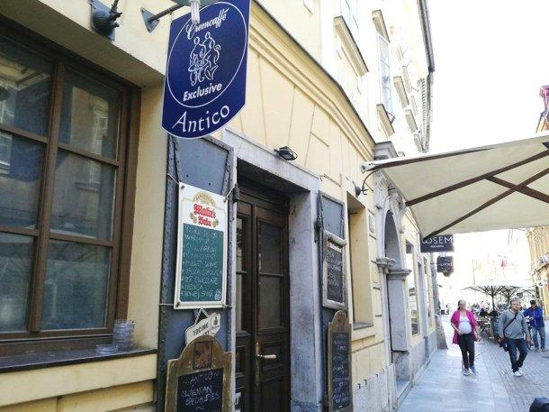 Antico, Ljubljana Old Town