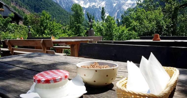 We recommend: Žganci at Šenk Homestead in Zgornje Jezersko