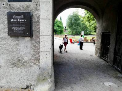There is a museum inside the castle.