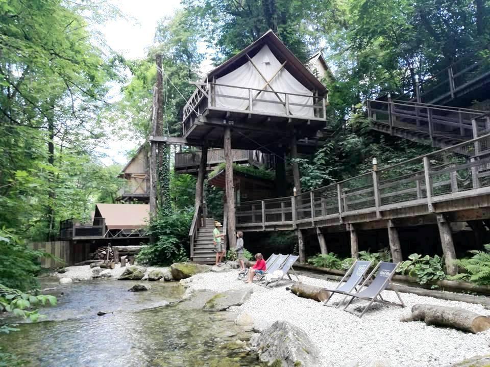 Unique Slovenia Stays: Garden Village Bled Resort