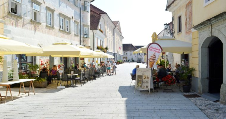 Radovljica – a town full of history, beauty and charm