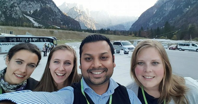 Syed Bashar, Founder of Simple Luxuries Of Earth: »Visiting Slovenia is something I definitely recommend to everyone!«