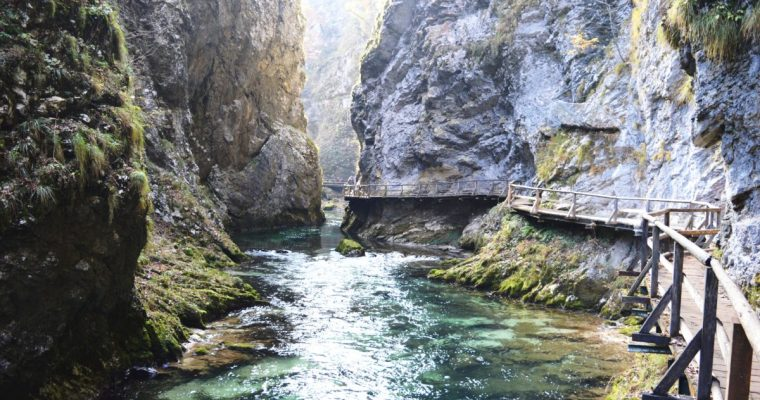 Vintgar Gorge – your destination for 2019!