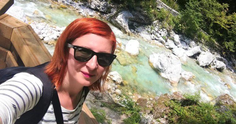 HIKING JULIANA TRAIL – THE SOČA VALLEY PART