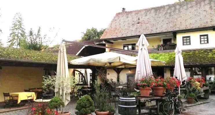 Vodnikova domačija: It's like visiting a countryside village in Ljubljana, with a great twist of culture!