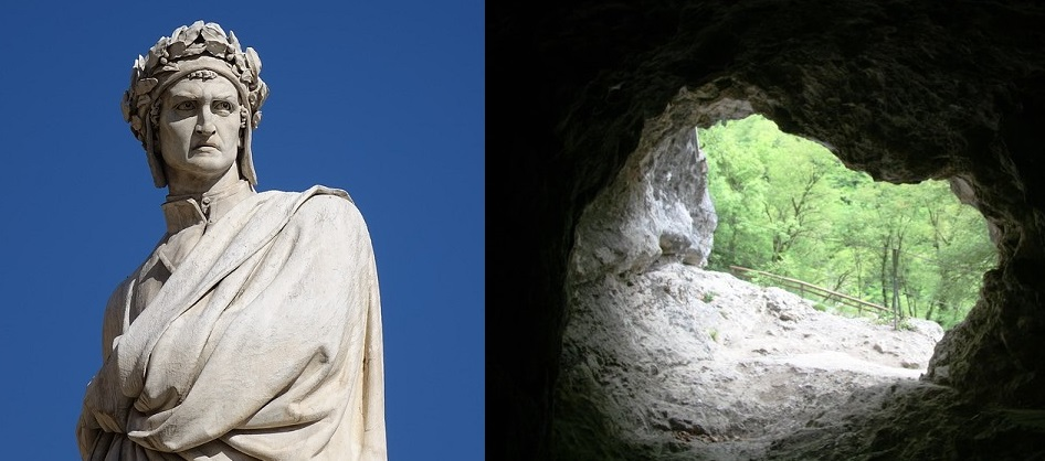The Slovenian Cave That Might Have Inspired Dante's Hell