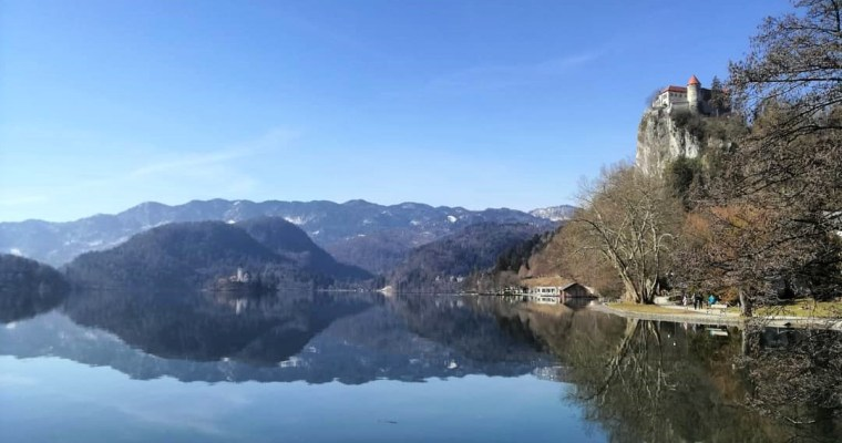 Visiting Bled Castle – one of Slovenia's most ICONIC landmarks