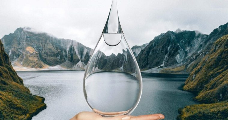 I AM WATER DROP – story of a New York-based water campaign inspired by pristine waters of Slovenia
