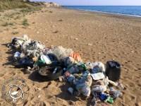 Paramali: Beach cleanup