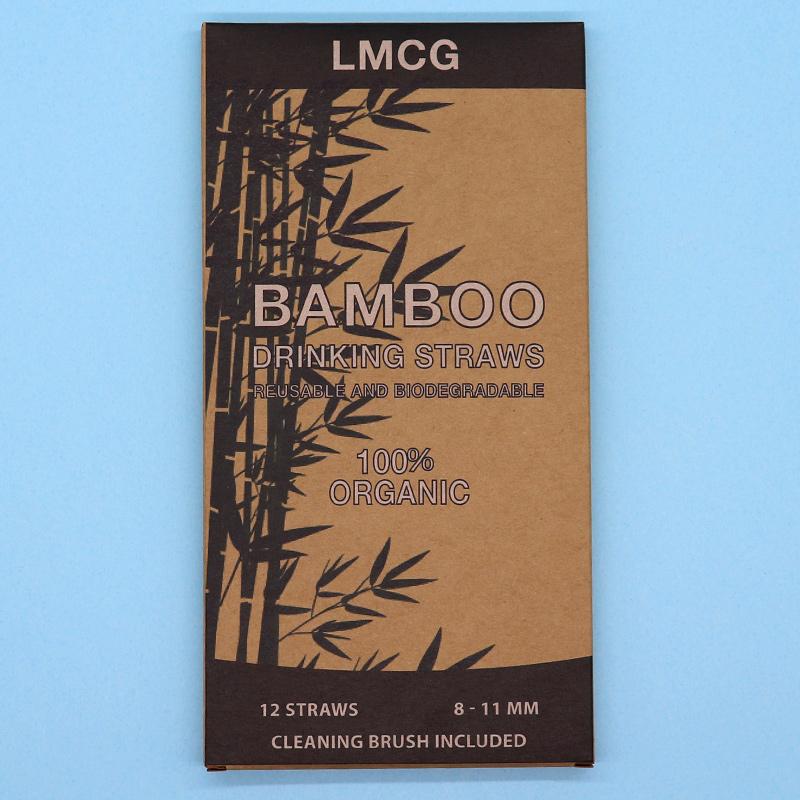ca76f9bb94c Bamboo Καλαμάκια (σετ από 12) - Lets make Cyprus Green