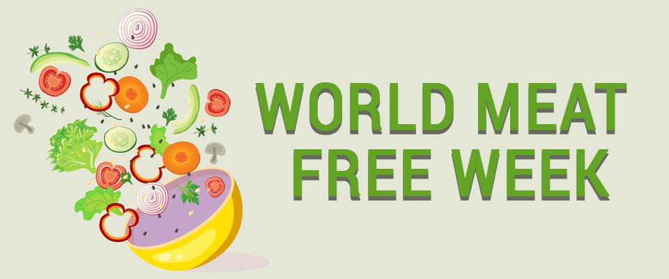 Meat free week