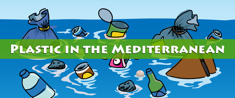 Plastics in the Mediterranean