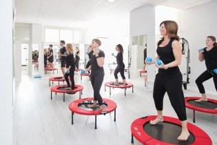 allenamento aerobico rebound udine