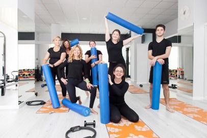 corso pilates matwork udine