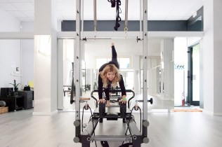 pilates posturale udine let's move