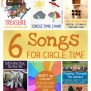 6 Circle Time Songs Let S Play Music