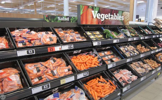 Sainsburys To Use Recycled Food Crates In UK First