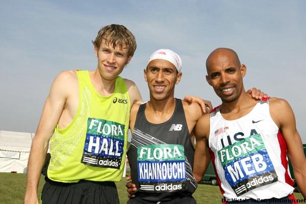 Hall, Khalid, Meb