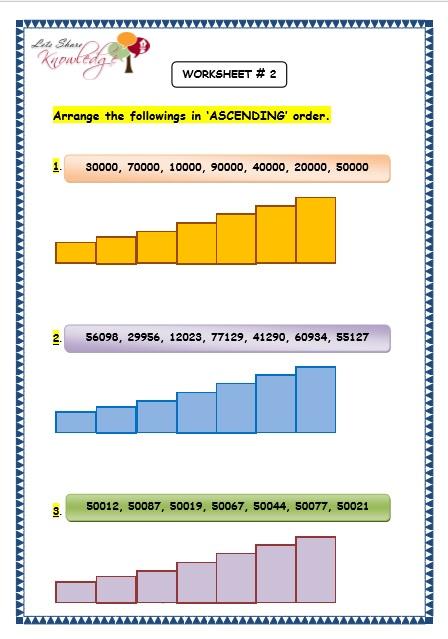 Article Worksheets Grade 1
