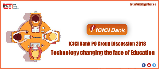 icici bank po group discussion