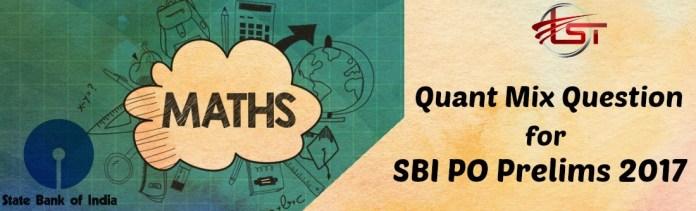 Quantitative Aptitude Mixed Quiz