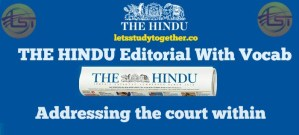 """Magical Vocabulary from """"The Hindu Editorial"""""""