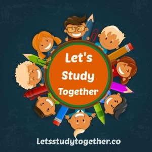 Let's study together